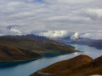 Khamba La at 16,000' - Tibet