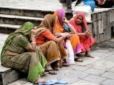 Pilgrims - Nepal