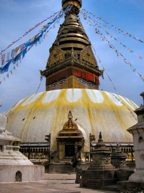 Boudh Nath stupa - Kathmandu, Nepal