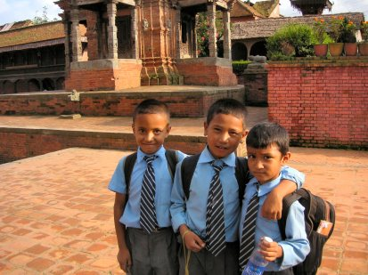 Bhakta Pur ancient city - Nepal