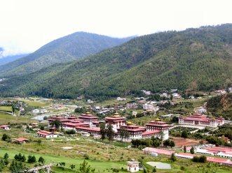 Shangri-La? Or Bhutan