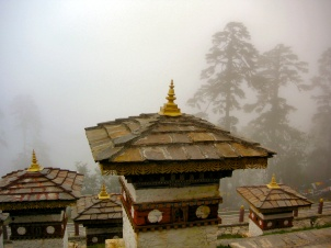 Dochu La Pass - Bhutan