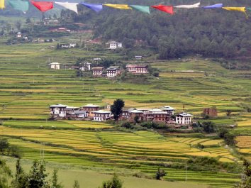 Chimi Lhakhang Temple - Bhutan