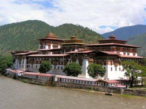 Panaka Dzong - Bhutan