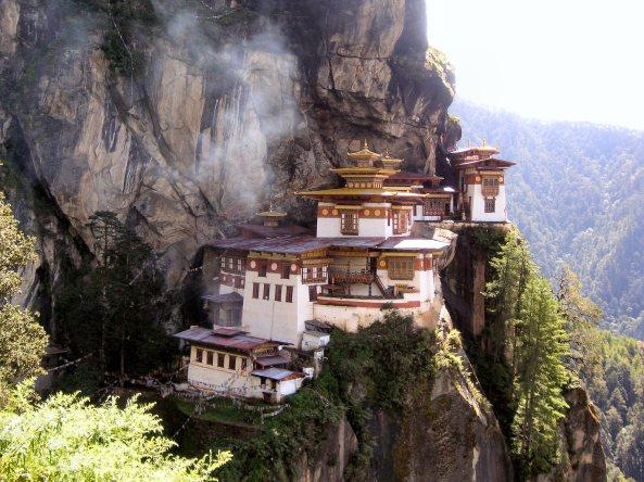'Tigers Nest' Monastery, Bhutan