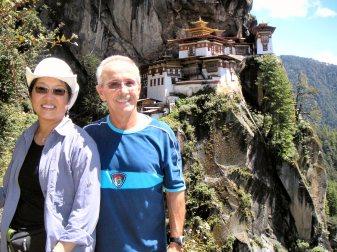 Tigers' Nest - Bhutan