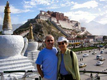 Potala Palace - Lasha, Tibet