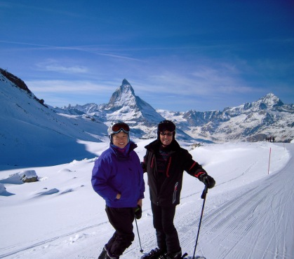 Matterhorn-Zermatt, Switzerland