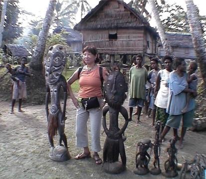 Village statues for sale