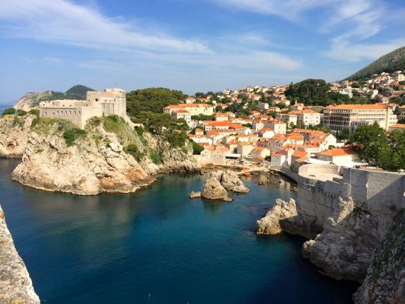 Old fort, Dubrovnik