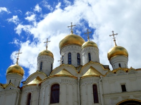 Annunciation Cathedral, Kremlin