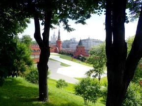 Putin's helipad, Kremlin