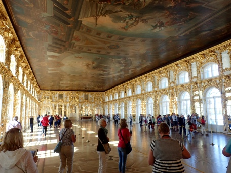 Great Hall, Catherine's Palace