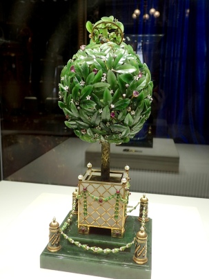 Imperial Faberge egg, Faberge Museum