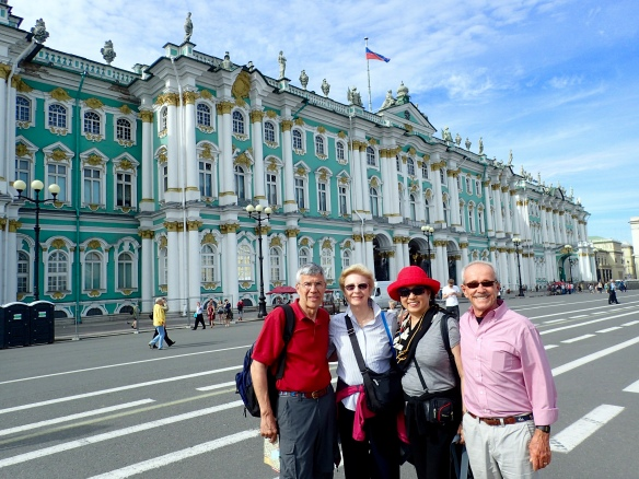 At the Hermitage