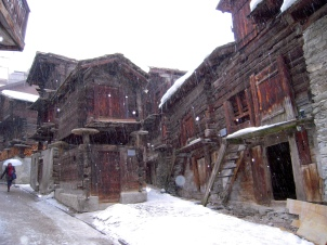 16th & 17th century huts