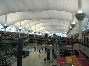 Denver International Airport (DIA).
