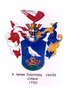 Solymossy family crest