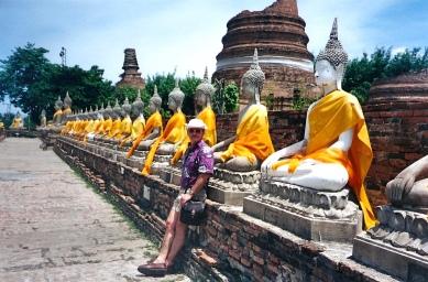 Ayutthaya-Thailand
