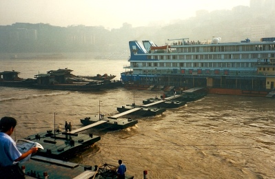 Yangtze river--China