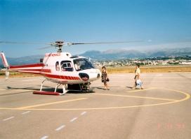 Heading for Monaco