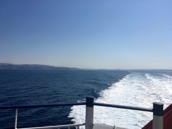 Ferry from Morocco to Spain