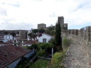 Obidos - beautiful walled town