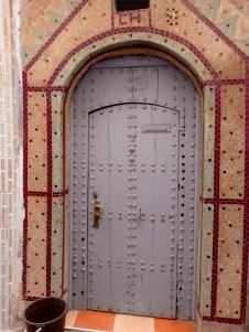 Rabat - gate to the medina