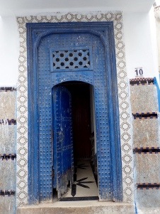 Rabat - gate to the medina