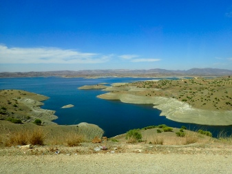 Morocco - Lake Bin el Ouidane