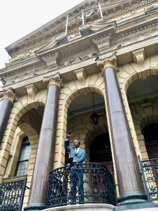 Mandela at City Hall