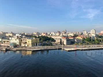 First glimpse of Havana