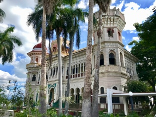 Moorish palace built by sugar baron